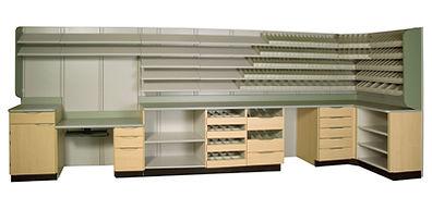 Pharmacy Casework