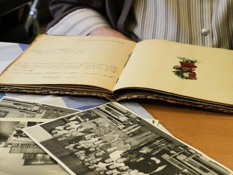 Un siècle de mémoire raconté par nos aînés pendant la pandémie