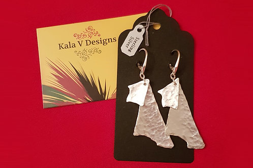 Double Layered Abstract Earring | KVD11042
