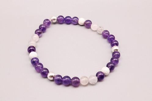 Purple Rise Bracelet