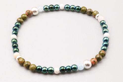 Deep Green Bracelet