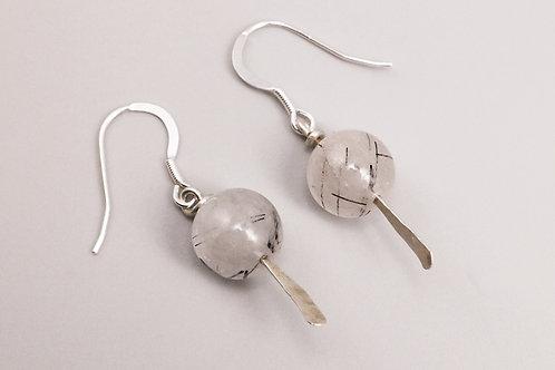 Needle Bead Earring