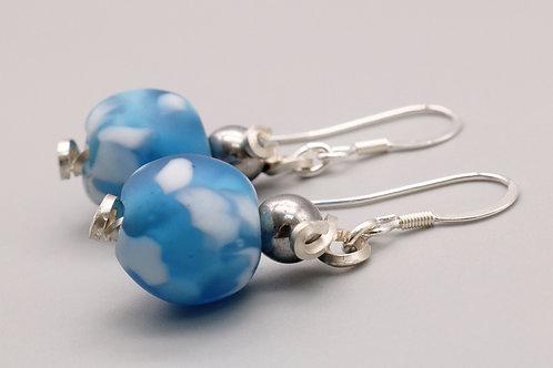 Sky Blue Earring