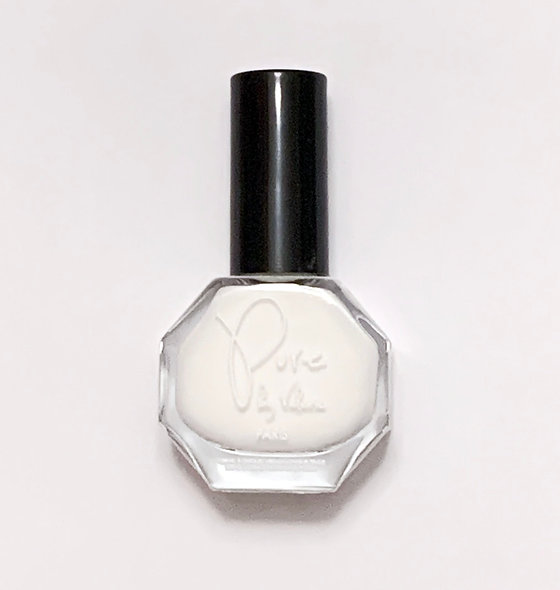 Vernis à ongles - Nail polish - Eslmate/ Pure White
