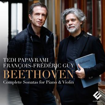 Complete Sonatas for Piano and Violin, Tedi Papavrami et François-Frédéric