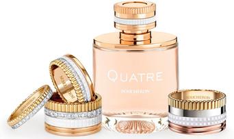 Parfums Quatre de Boucheron