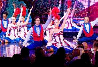 Une soirée au Moulin Rouge