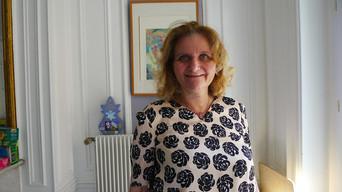 Nathalie Ghozlan, une orthophoniste émérite