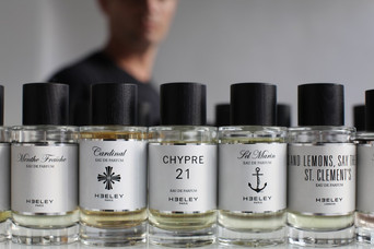 L'élégance en flacon, Heeley parfums