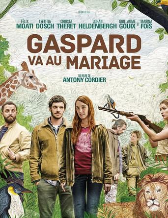 Gaspard va au mariage, le film