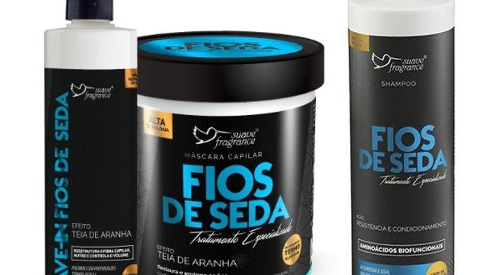 Kit FIOS DE SEDA
