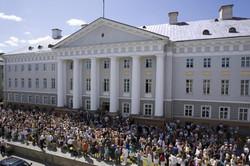 Tartu  University of Tartu - Main Buildi