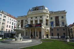 Comenius-BA - slovak national theatre