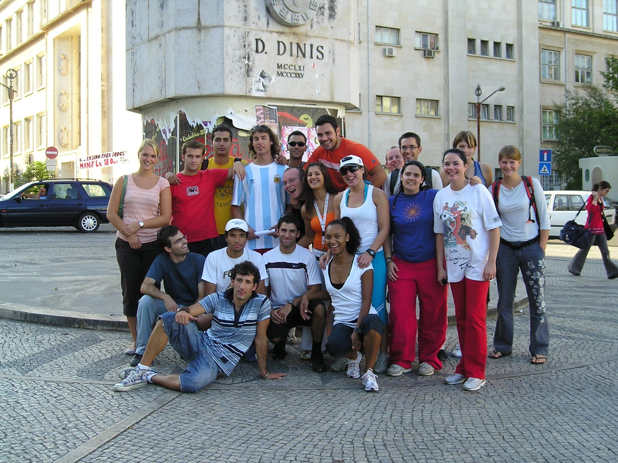 Coimbra-group