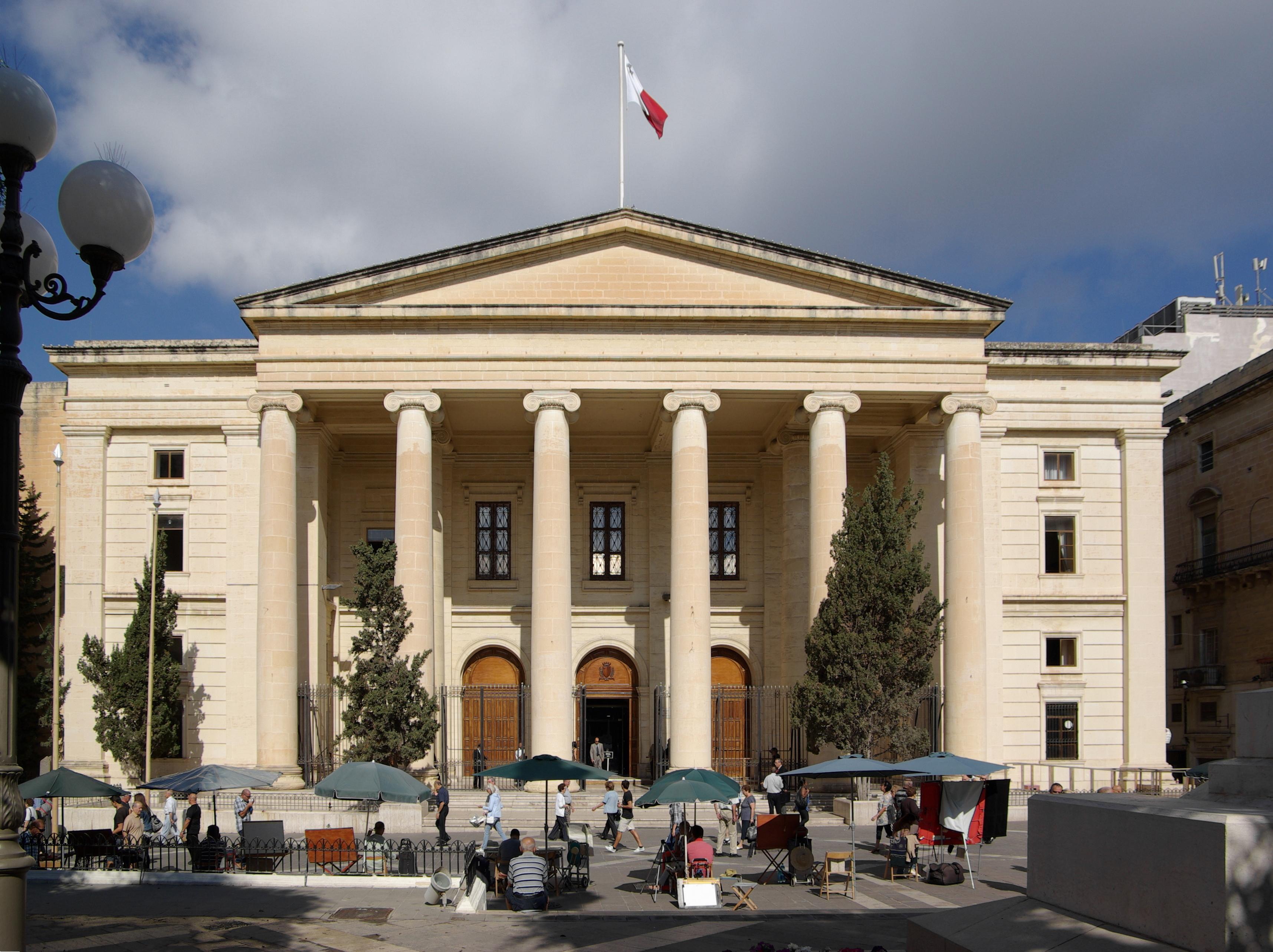 Courthouse Malta