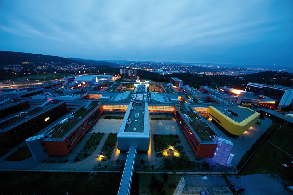 Mazaryk Campus