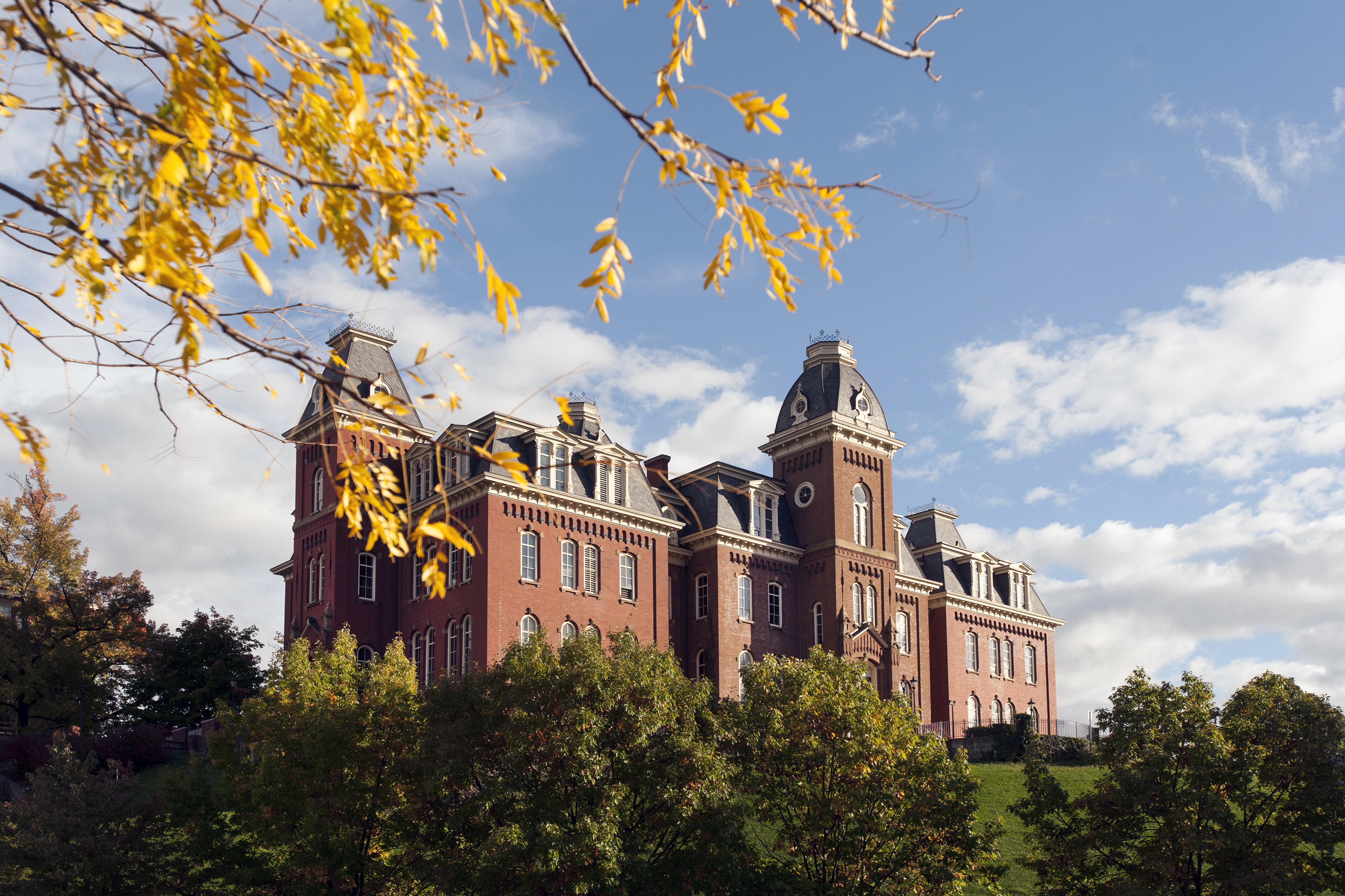 WVU - Woodburn Hall (2)