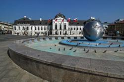 Comenius-BA - presidential palace