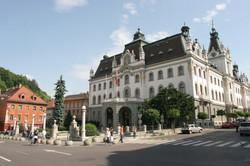 Ljubljana corner