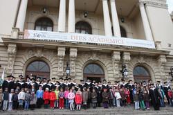 Romania academic bldg