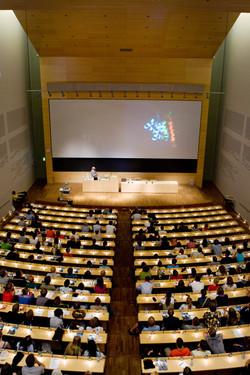 Aarhus auditorium from UMSL website