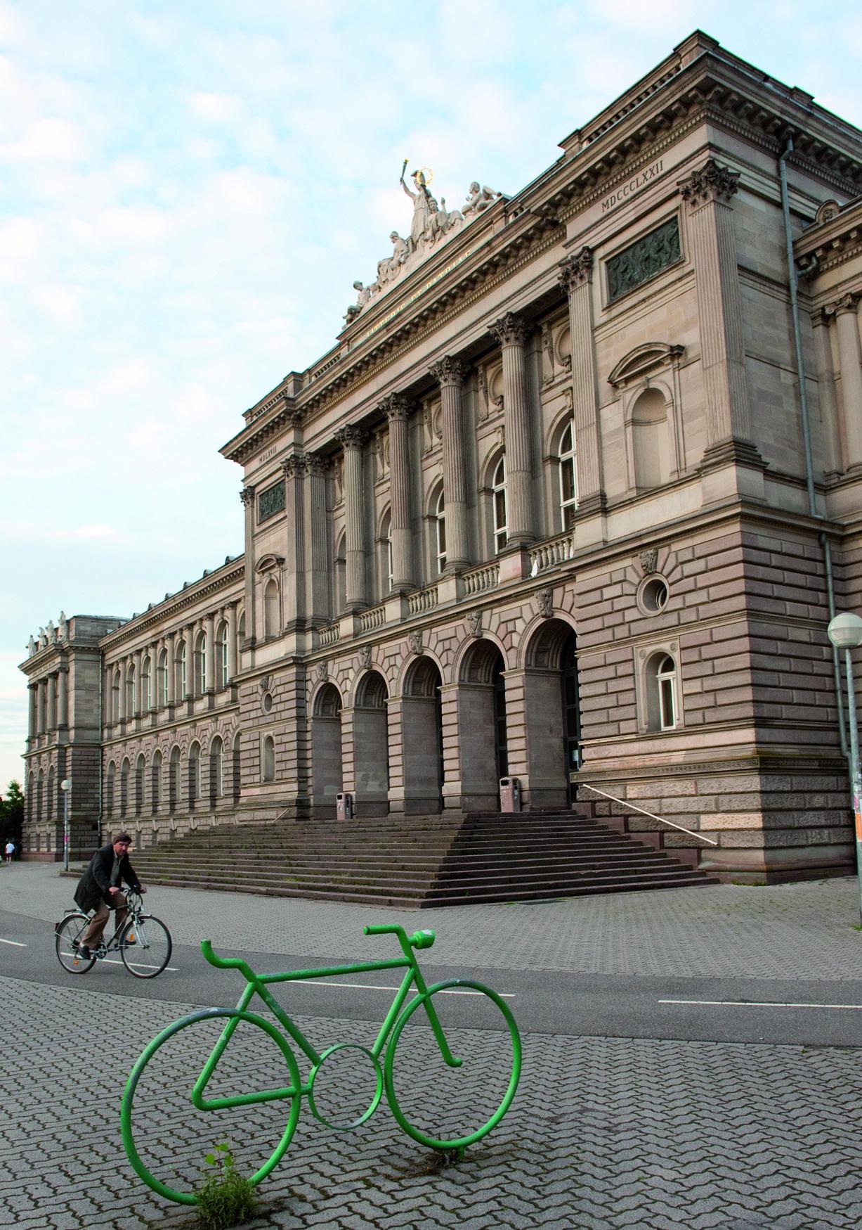 Strasbourg Palais Universitaire