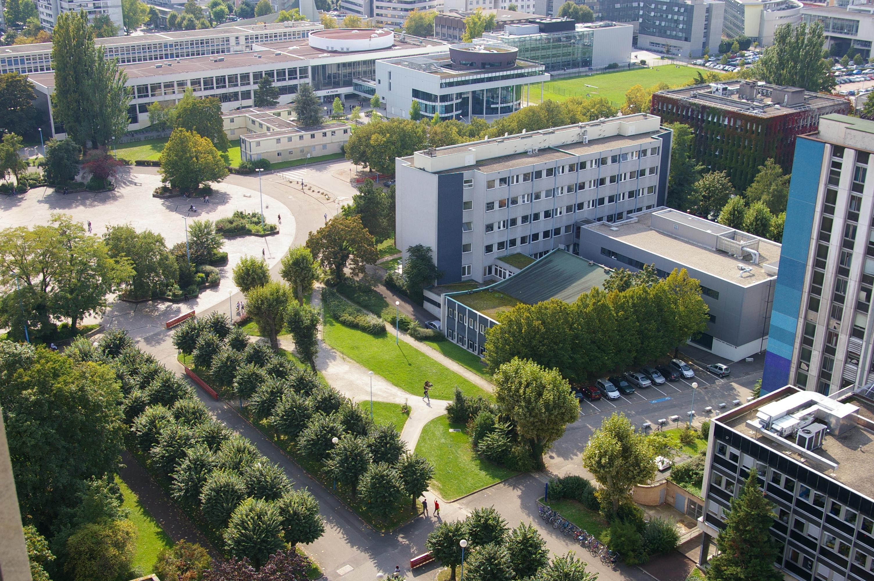 Strasbourg Central Campus