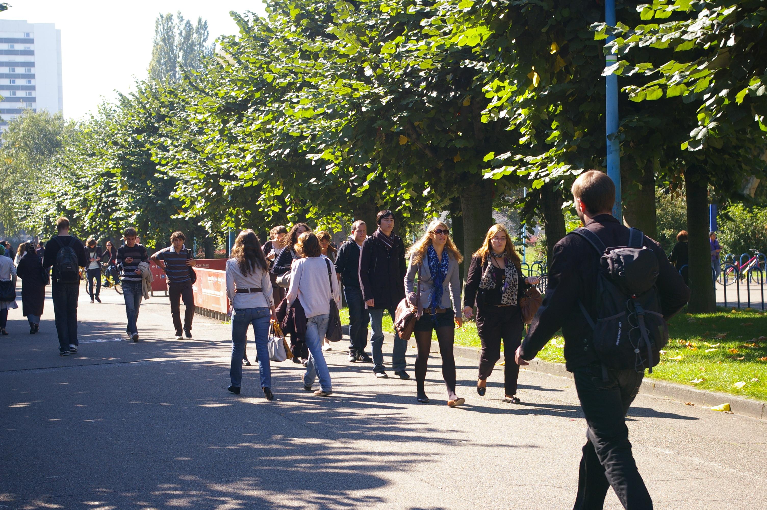 Strasbourg Campus
