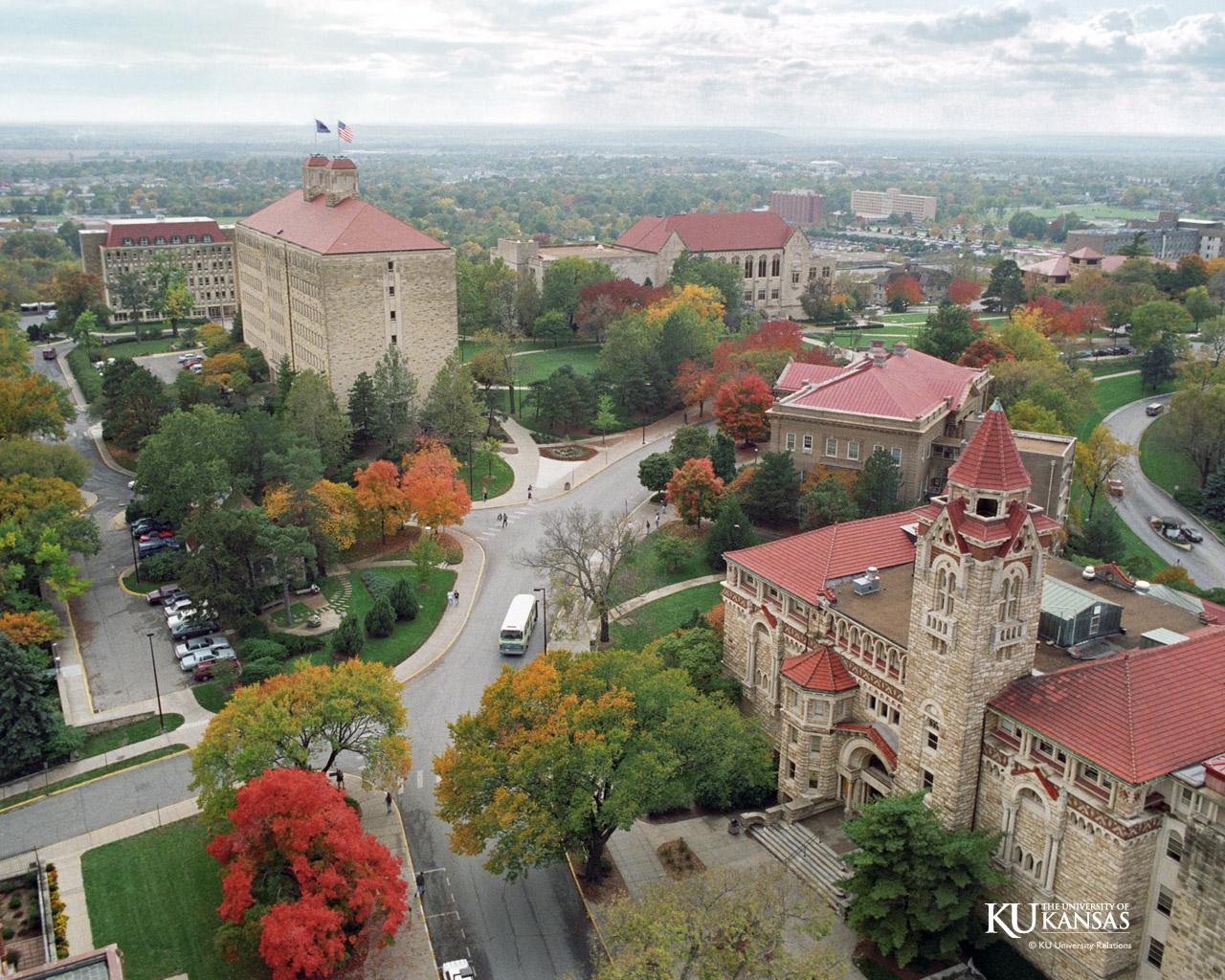 KU University of Kansas