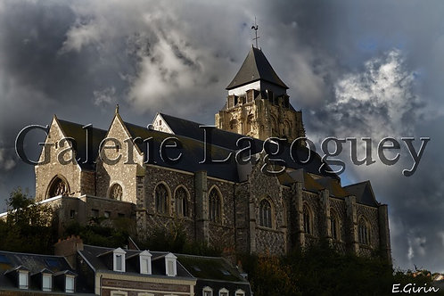 (45x30) Eglise Saint Jacques