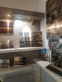 Visibles à la Galerie LAGOGUEY du Tréport