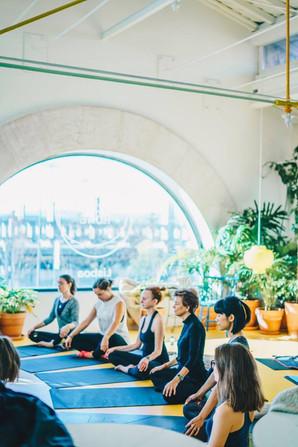 Urban Yoga Retreat Second Home Lisboa