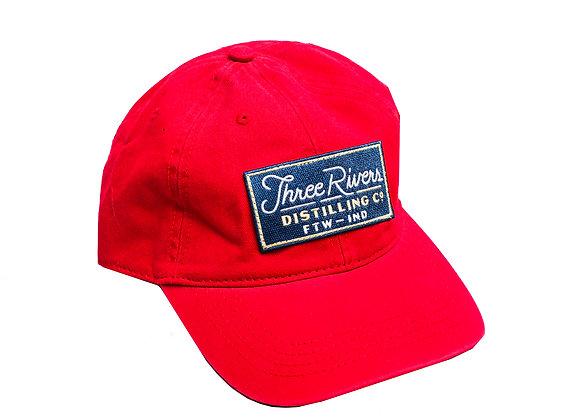 Dad Hat: TRDC Patch