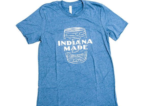 T-Shirt: Indiana Made Barrel