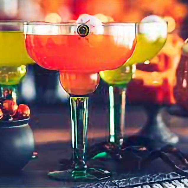 SOLD OUT - Halloween Cocktail Workshop