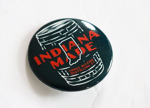 Indiana Made TRDC Button