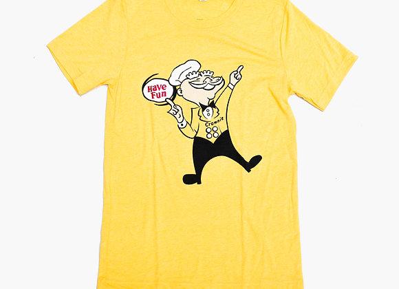 T-Shirt: Crownie