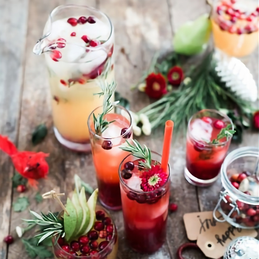 Home for the Holidays Cocktail Workshop