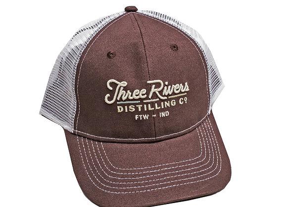 Trucker Hat: TRDC Logo
