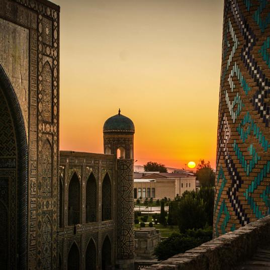 2011Aug02 Samarkand, Oezbekistan