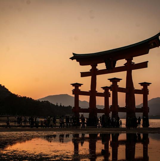 2011Nov13 Itsukushima shrine, Japan