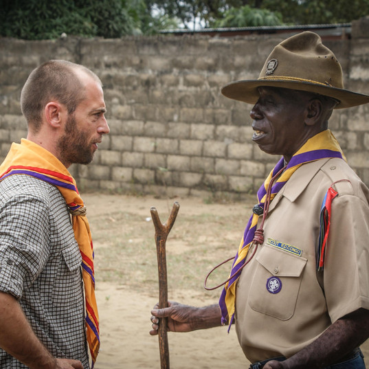 Scouting in the Republique Democratique du Congo
