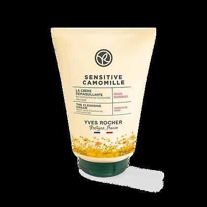 Crème démaquillante peaux sensibles Sensitive Camomille - 125ml