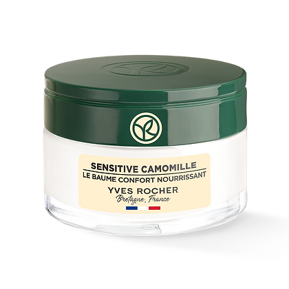 Baume confort nourrissant peaux sensibles Sensitive Camomille - 50ml