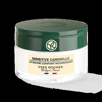 Baume confort nourrissant peaux sensibles Sensitive Camomille - 50ml