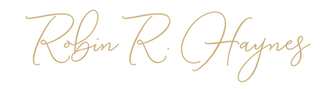 Robin R. Haynes Gold Signature