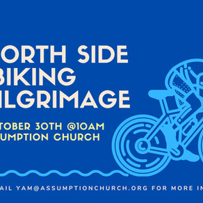 Young Adult - Bike Pilgrimage