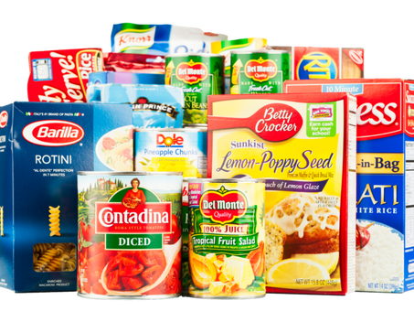 Ladies Auxiliary - Canned Good Collection