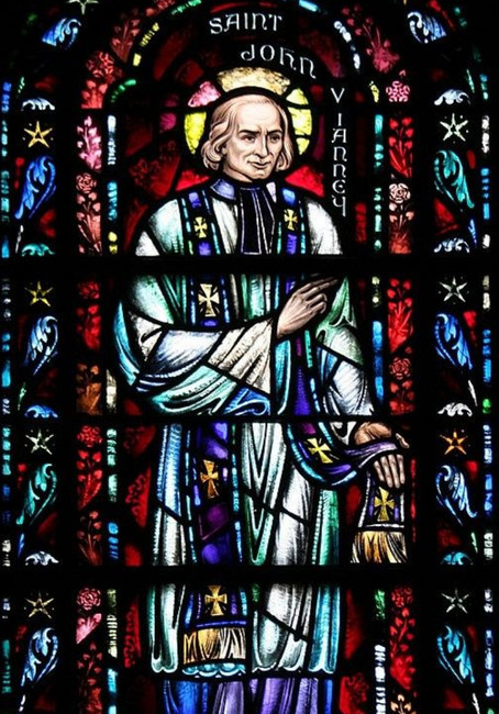 The Feast of St. John Vianney