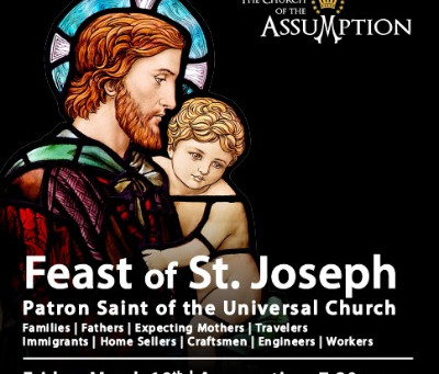The Feast of St. Joesph